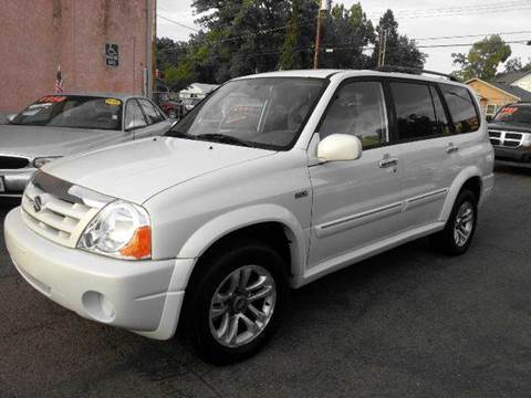 2004 Suzuki XL7 for sale at Auto King in Roseville CA