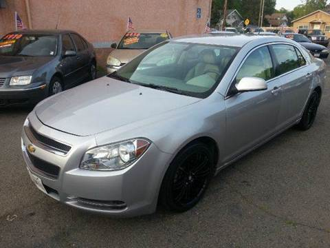 2010 Chevrolet Malibu for sale at Auto King in Roseville CA