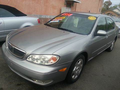 2000 Infiniti I30 for sale at Auto King in Roseville CA