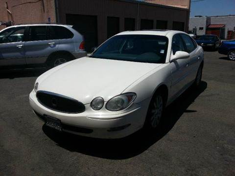 2007 Buick LaCrosse for sale at Auto King in Roseville CA