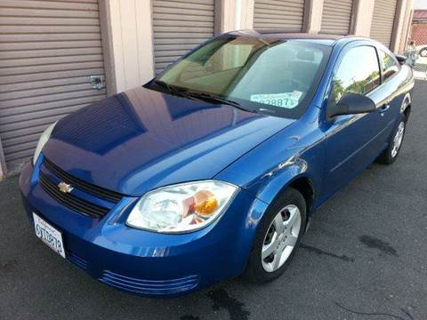 2005 Chevrolet Cobalt for sale at Auto King in Roseville CA