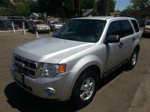 2012 Ford Escape for sale at Auto King in Roseville CA