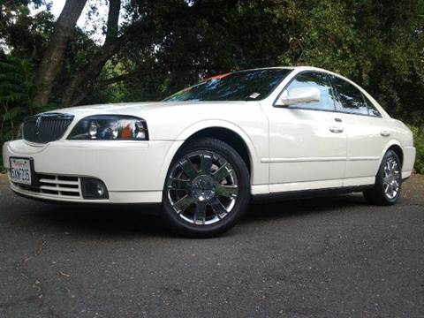 2004 Lincoln LS for sale at Auto King in Roseville CA