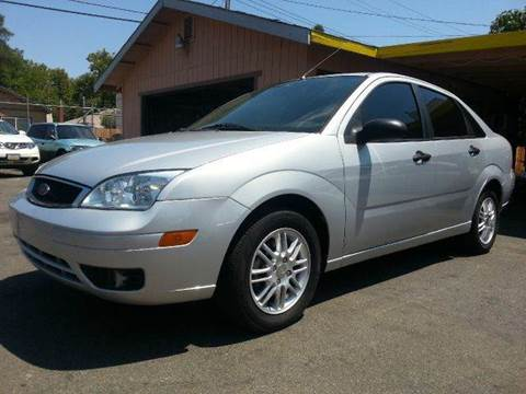2006 Ford Focus for sale at Auto King in Roseville CA