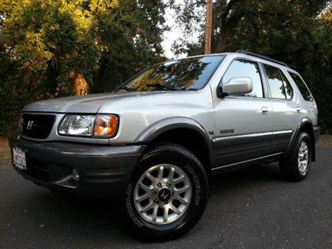 2000 Honda Passport for sale at Auto King in Roseville CA