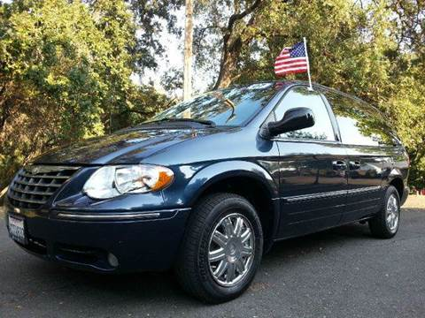 2007 Chrysler Town and Country for sale at Auto King in Roseville CA