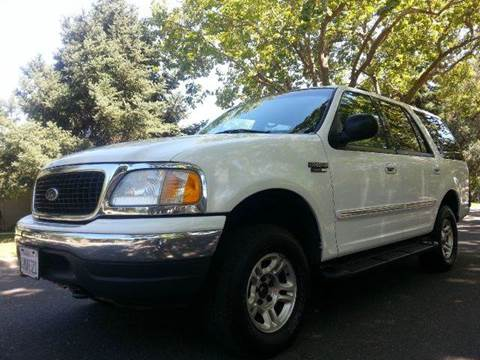 2000 Ford Expedition for sale at Auto King in Roseville CA