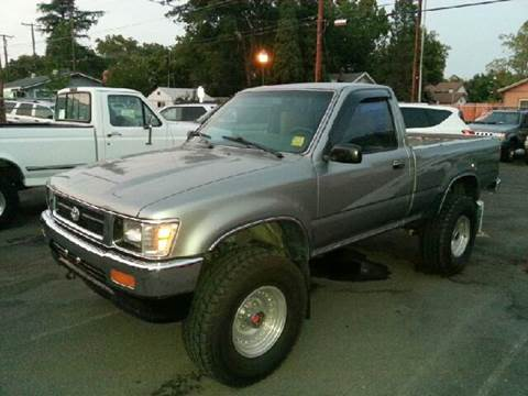 1993 Toyota Pickup for sale at Auto King in Roseville CA