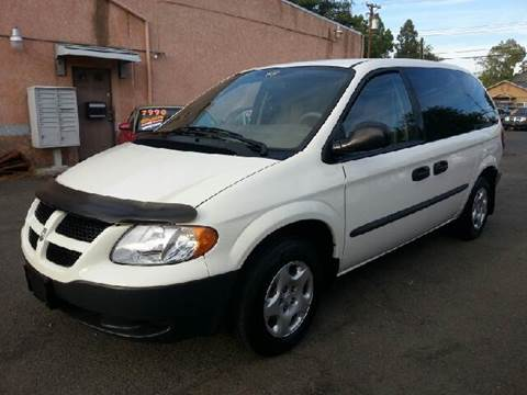 2003 Dodge Caravan for sale at Auto King in Roseville CA