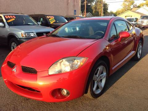 2006 Mitsubishi Eclipse for sale at Auto King in Roseville CA