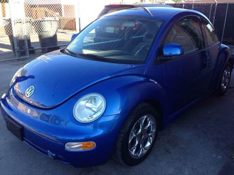 1998 Volkswagen Beetle for sale at Auto King in Roseville CA