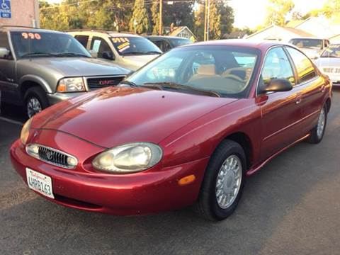 1998 Mercury Sable for sale at Auto King in Roseville CA
