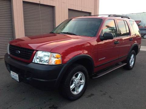 2005 Ford Explorer for sale at Auto King in Roseville CA