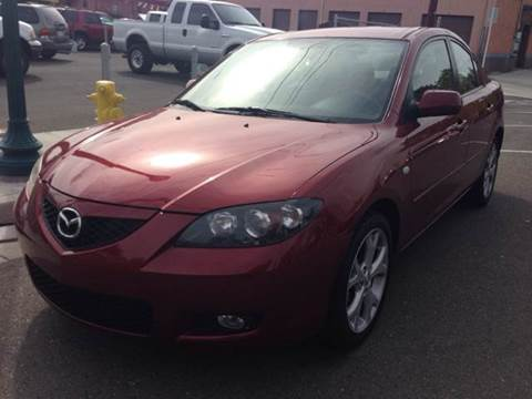 2009 Mazda MAZDA3 for sale at Auto King in Roseville CA