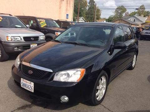 2006 Kia Spectra for sale at Auto King in Roseville CA