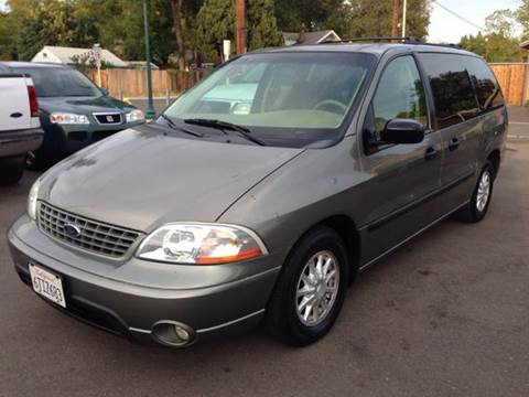 2003 Ford Windstar for sale at Auto King in Roseville CA
