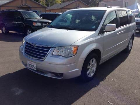 2010 Chrysler Town and Country for sale at Auto King in Roseville CA