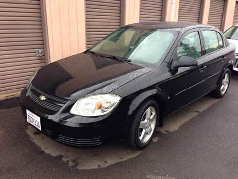2009 Chevrolet Cobalt for sale at Auto King in Roseville CA
