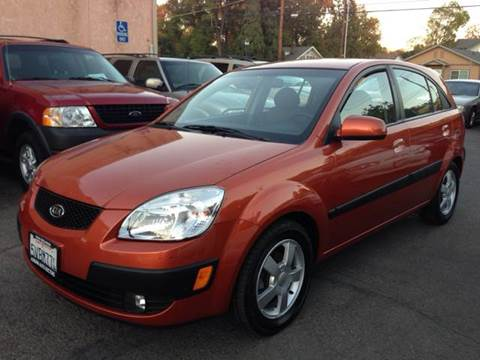 2006 Kia Rio5 for sale at Auto King in Roseville CA