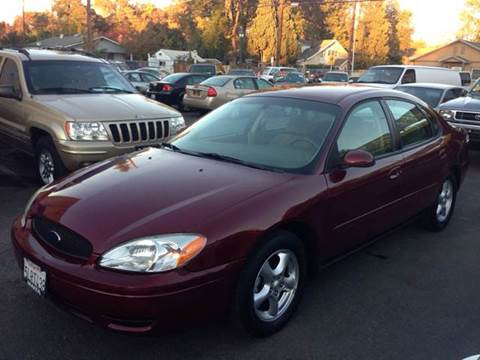 2004 Ford Taurus for sale at Auto King in Roseville CA