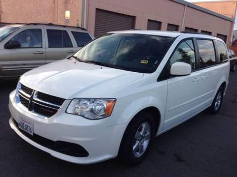 2012 Dodge Grand Caravan for sale at Auto King in Roseville CA