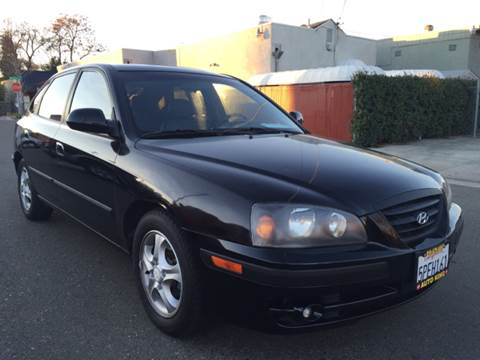2005 Hyundai Elantra for sale at Auto King in Roseville CA