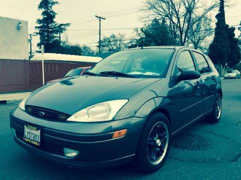 2002 Ford Focus for sale at Auto King in Roseville CA
