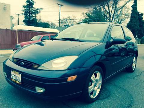 2003 Ford Focus for sale at Auto King in Roseville CA