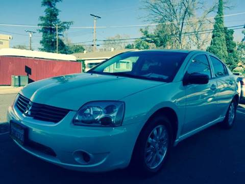 2008 Mitsubishi Galant for sale at Auto King in Roseville CA