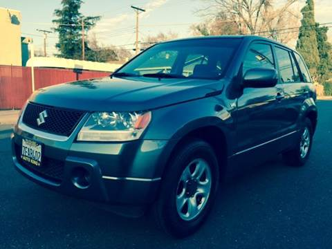 2008 Suzuki Grand Vitara for sale at Auto King in Roseville CA