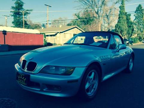 1997 BMW Z3 for sale at Auto King in Roseville CA