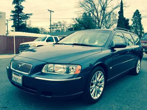 2006 Volvo V70 for sale at Auto King in Roseville CA