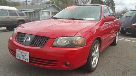 2006 Nissan Sentra for sale at Auto King in Roseville CA