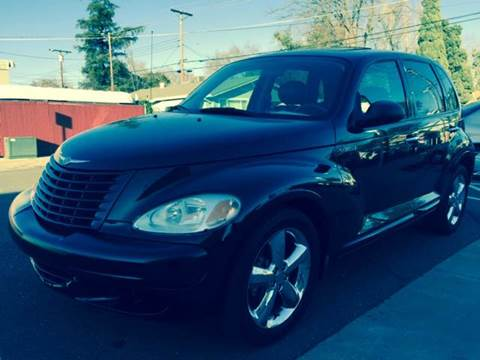2004 Chrysler PT Cruiser for sale at Auto King in Roseville CA