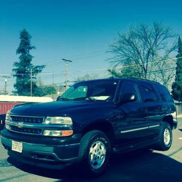 2005 Chevrolet Tahoe for sale at Auto King in Roseville CA