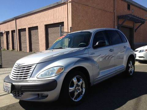 2002 Chrysler PT Cruiser for sale at Auto King in Roseville CA