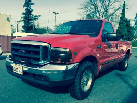 1999 Ford F-250 Super Duty for sale at Auto King in Roseville CA