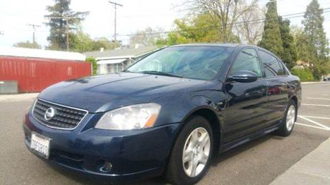 2006 Nissan Altima for sale at Auto King in Roseville CA