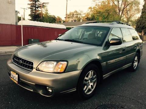 2003 Subaru Outback for sale at Auto King in Roseville CA