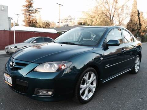 2008 Mazda MAZDA3 for sale at Auto King in Roseville CA