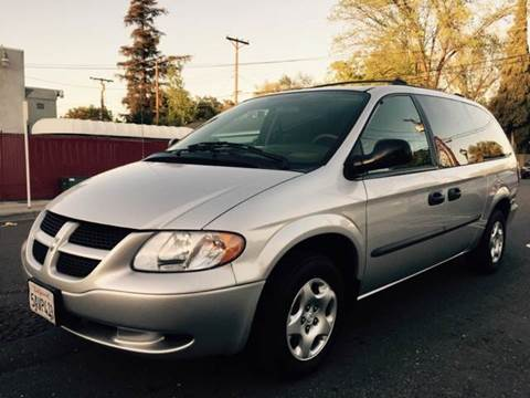 2003 Dodge Grand Caravan for sale at Auto King in Roseville CA