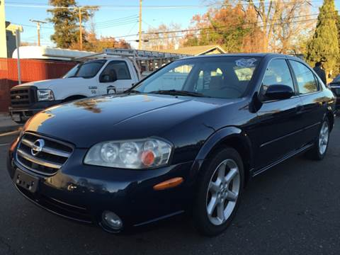 2002 Nissan Maxima for sale at Auto King in Roseville CA