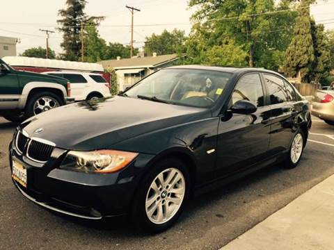 2006 BMW 3 Series for sale at Auto King in Roseville CA