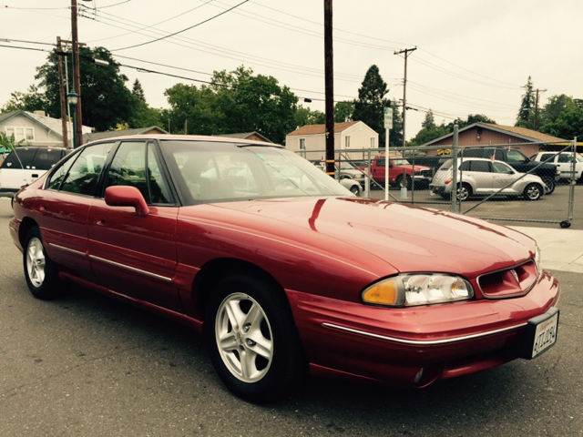 1998 Pontiac Bonneville for sale at Auto King in Roseville CA