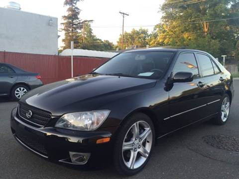 2004 Lexus IS 300 for sale at Auto King in Roseville CA