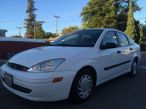 2001 Ford Focus for sale at Auto King in Roseville CA