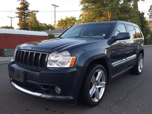 2007 Jeep Grand Cherokee SRT8 4dr SUV 4WD   Roseville CA