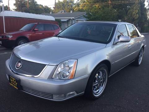 2006 Cadillac DTS for sale at Auto King in Roseville CA