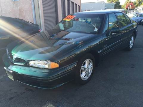 1999 Pontiac Bonneville for sale at Auto King in Roseville CA