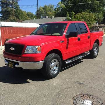 2006 Ford F-150 for sale at Auto King in Roseville CA